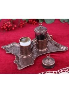 osmanli-motifli-kaftan-tepsili-tek-kisilik-kahve-fincani-seti-bakir-300x400